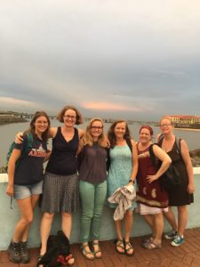 New Orleans biology teachers visit Panama project