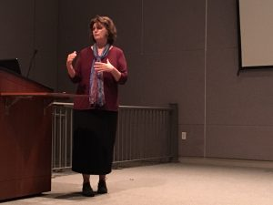Dr. Nancy Knowlton visits Tulane for the Marcia Monroe Conery Lecture